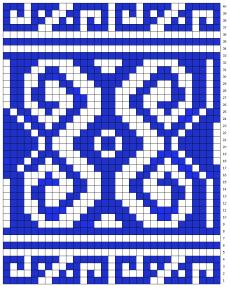 схема орнамента 2