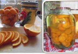Вкуснейший компот на зиму из абрикосов с апельсинами