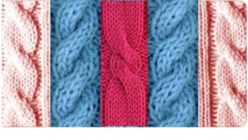 вяжем косы пошаговое описание вязания спицами